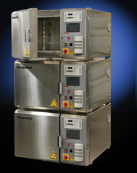 Clean Process Benchtop Ovens