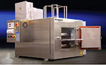 Custom LCC Clean Room Oven for semiconductor stress baking