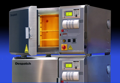 LCC stackable Clean Process Benchtop Oven