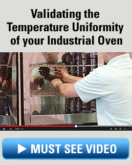 Oven Uniformity Test Video