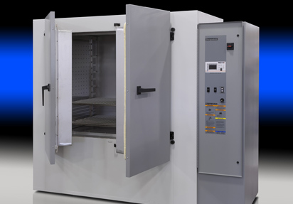 S-Series Truck-in Oven for industrial applications
